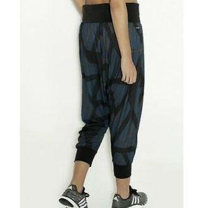 Adidas Climalite Yogi Drop Crotch 7/8 Jogger Large